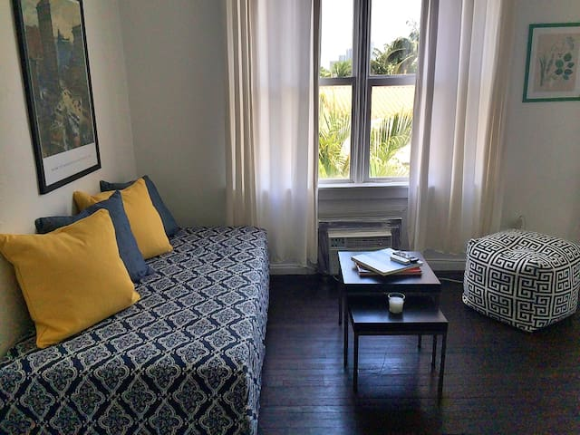 Charming Stay In South Beach Miami Airbnb