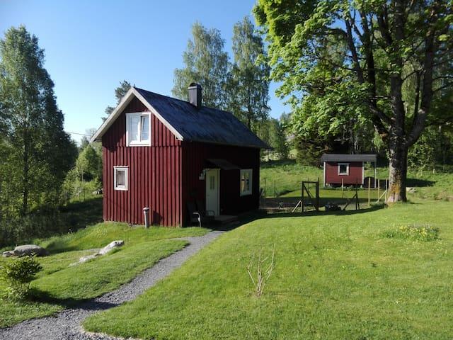 Gästehaus 60 m2, ruhige Lage, Dalsland