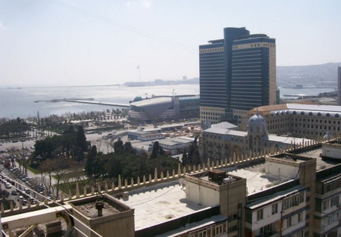 """Comfort and Enjoyment"" in the center of Baku - Baku - Apartament"