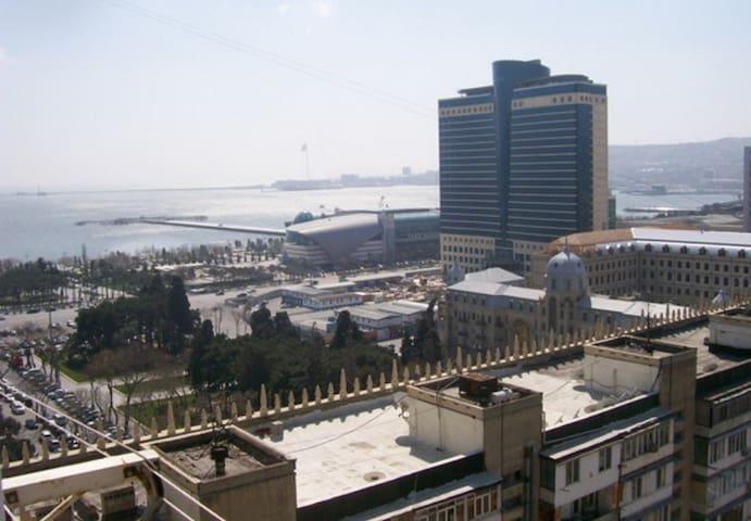 """Comfort and Enjoyment"" in the center of Baku - Baku"