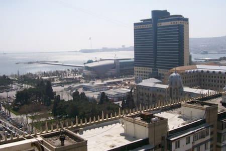 """Comfort and Enjoyment"" in the center of Baku - Baku - Lägenhet"