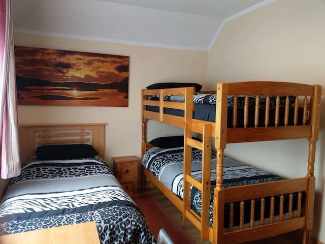 Cosy room in quiet area. Room 2