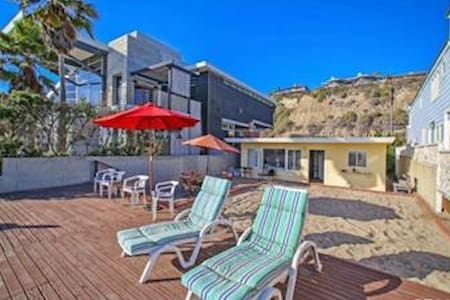 The Little Yellow Beach Shack 1/9 - 1/28 REDUCED - Dana Point