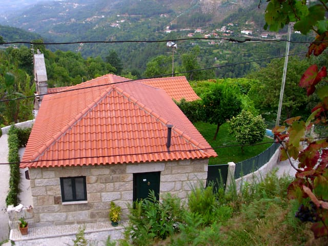 Douro Senses - Casa da Capela - Tendais - House