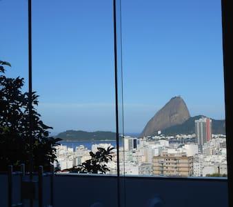 Gorgeous 1 bdrm Penthouse wt View! - Rio de Janeiro