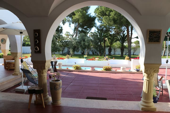 dar al Andalus-suite-junior Sevilla - Nabeul‎ - Bed & Breakfast