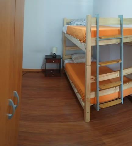 Habitación para 2 en MyHostel Viña del Mar