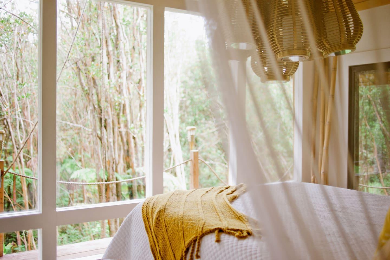 Dreamy Tropical Tree House