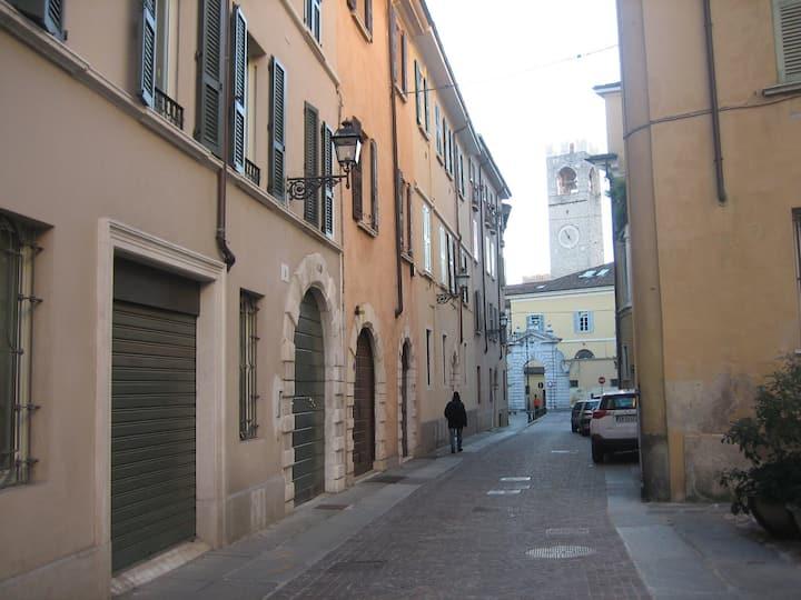 Piccolo bi-locale in pieno centro a Brescia