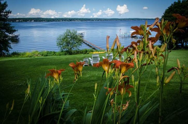 Beautiful Lake Chautauqua Cottage - Bemus Point - Haus