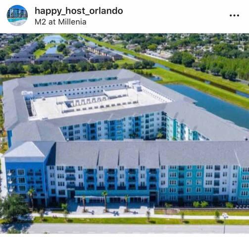 Suíte em Orlando
