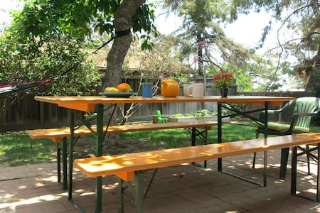 Breakfast under Trees close to City - Los Angeles - House