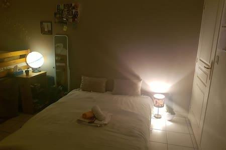 Peaceful Loft - Amiens - Bed & Breakfast