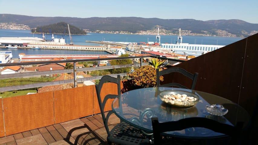 Atico en casa, muy cerca de Marín, - Pontevedra - Apartmen
