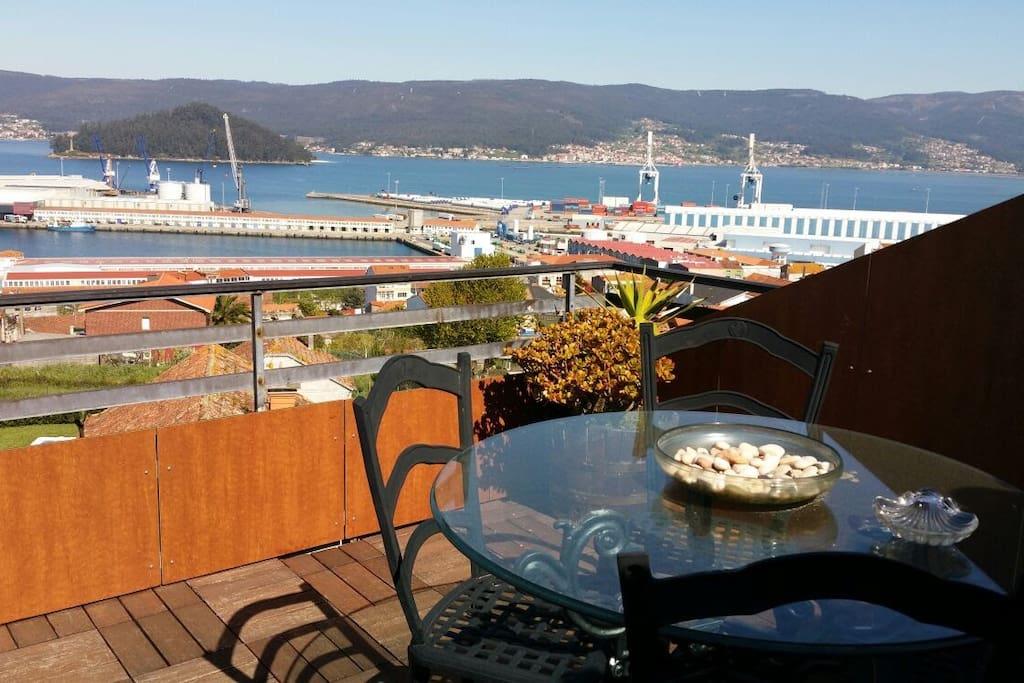 Atico en casa muy cerca de mar n pontevedra apartamentos en alquiler en pontevedra galicia - Alquiler de apartamentos en galicia ...