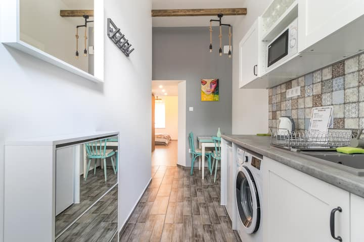 NEW Budapest Heroes Apartman with free parking