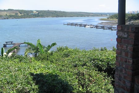 """Ahoy""   holiday home on the river St Francis Bay - Western District - 獨棟"