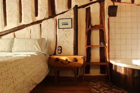 El Bú. Casa completa Ideal para 4 en el Alto Tajo