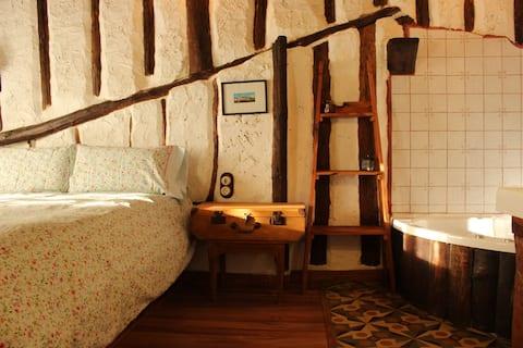 El Bú B&b suites dobles en el Alto Tajo