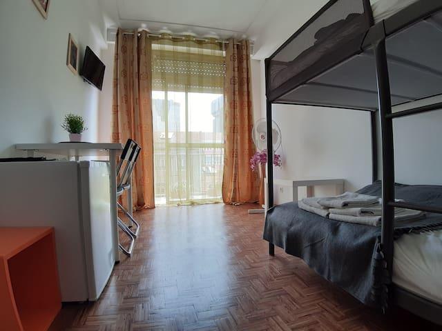 Room 8 Amoreiras apartment