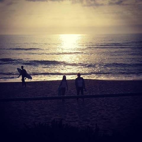 Granja by the sea