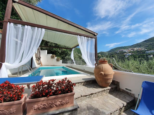 """Relais Cannavacciuolo"" - villa with private pool."