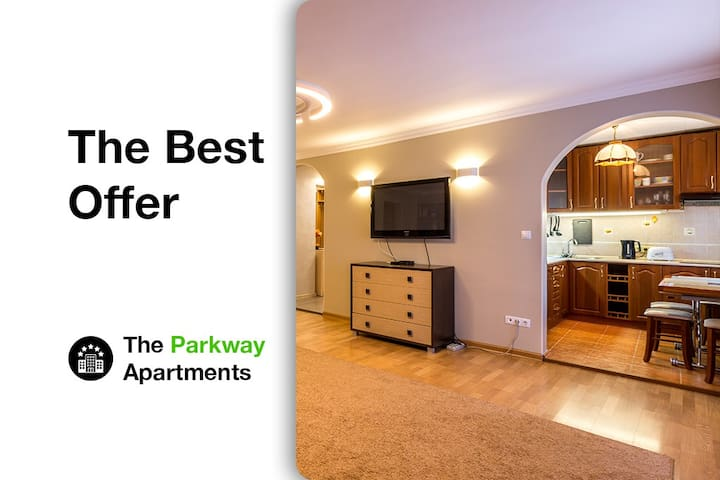 The Parkway Apartments