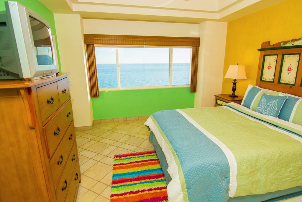 View of the Sea of Cortez from the Guest Bedroom