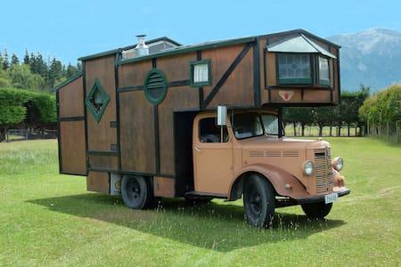 House Truck - Kaikoura