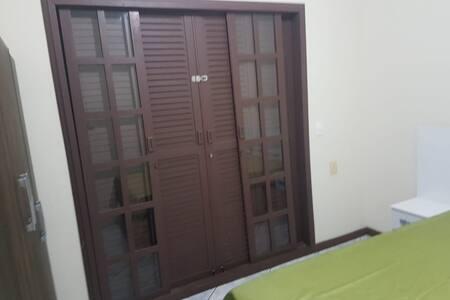 Apartamento aconchegante perto da Fatemp e praias