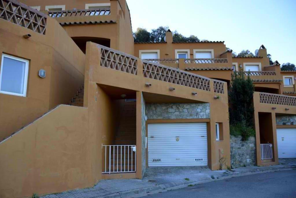 casa adosada con vistas a mar- Begur-SA PUNTA COSTA BRAVA