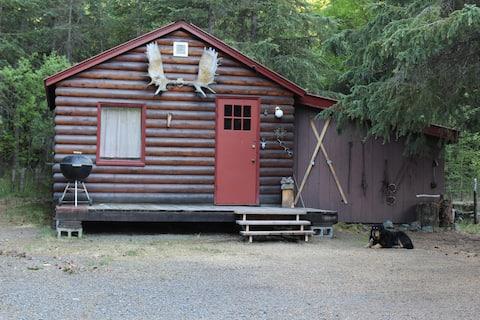 Kenai Lake Cabin #2