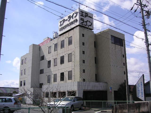 愛知県豊山町のビジネスホテル エアーラインです。