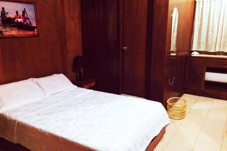 Palau Island Garden Hotel 帕勞海島花園酒店 日式大床Queen size - Koror - Boutique-hotel
