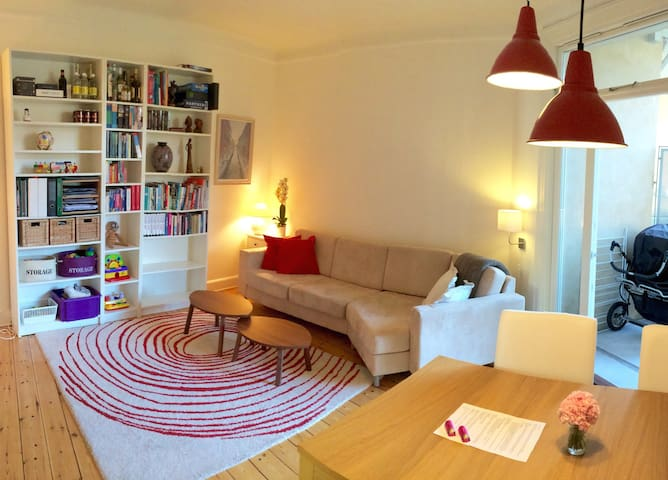 Easy access to airport and city! - Frederiksberg - Appartement