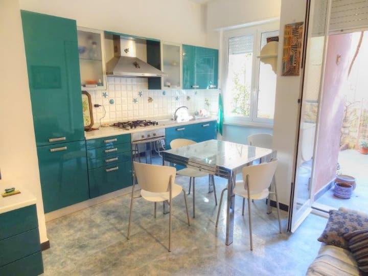 Beautiful apartment  in Monterosso, 5 Terre