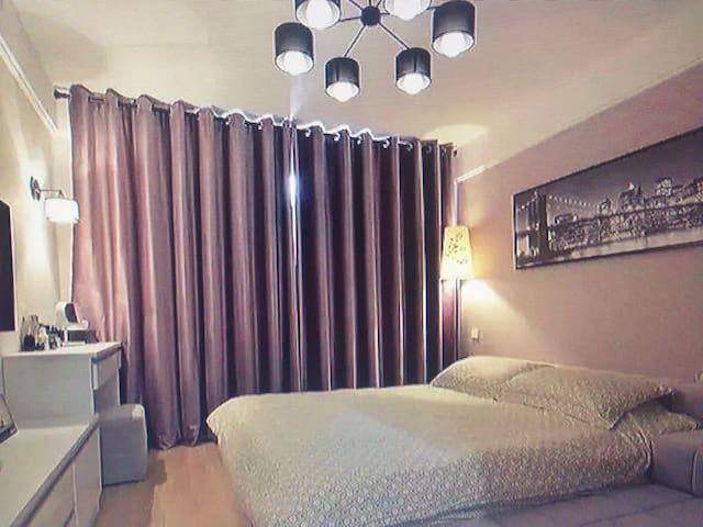 Zhoupu deluxe double room - 佳冬鄉 - Apartamento