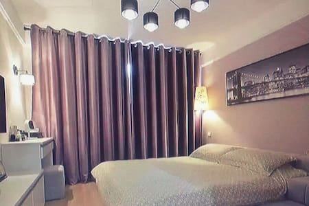 Zhoupu deluxe double room - 佳冬鄉 - Daire