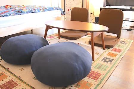 Easy Access to SHIBUYA/ ODAIBA - Shinagawa-ku - Appartement