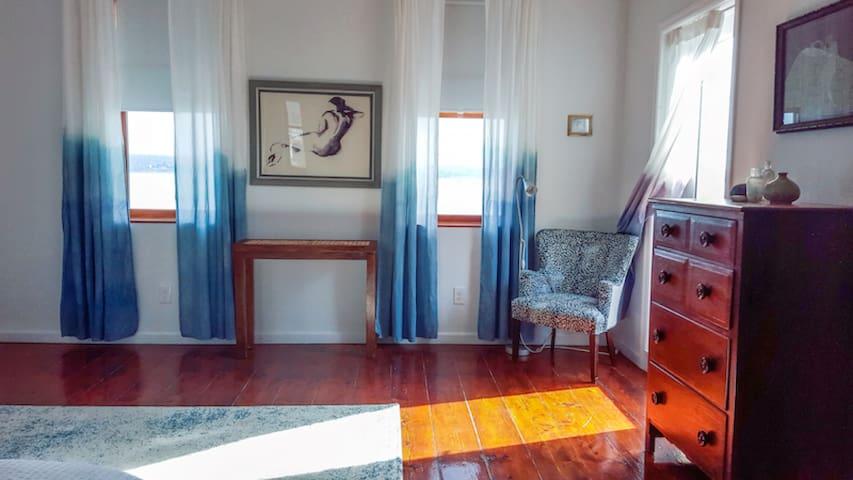 Blauvelt Room has Hudson River Views.