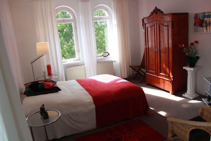 Das gemischte Doppel: klein & fein - Ahlbeck, Heringsdorf - Apartment