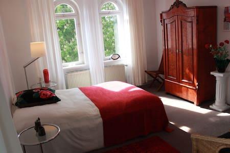 Das gemischte Doppel: klein & fein - Ahlbeck, Heringsdorf - Квартира
