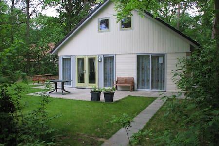 Luxe vakantiebungalow Gaasterland - Oudemirdum - Zomerhuis/Cottage