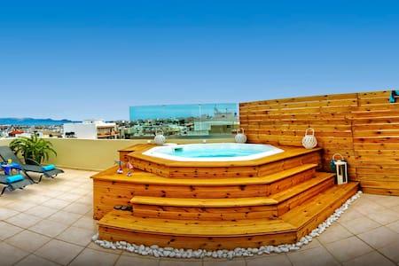 Luxury Penthouse in Heraklion Crete - Iraklio - Квартира