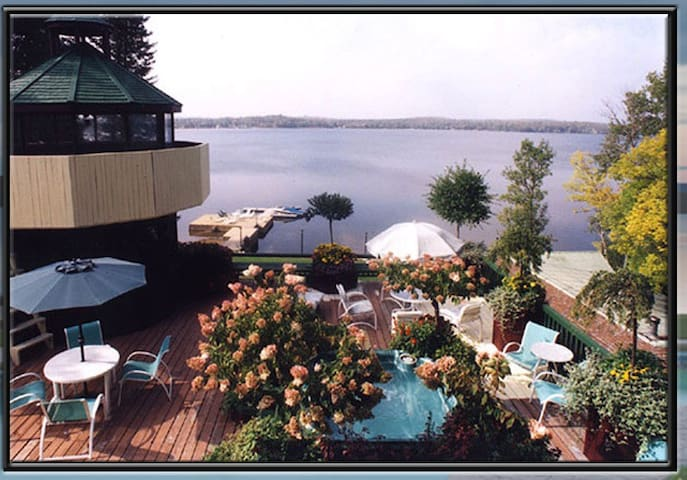 Villa Bellerive chambre régulière - Nominingue - Bed & Breakfast
