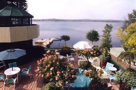 Villa Bellerive chambre régulière - Nominingue - 住宿加早餐