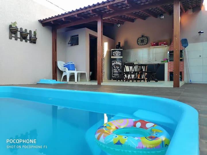 Catuai cataratas 2 com piscina e excelente localização !!