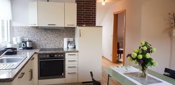 Aparthotel am Kurpark, (Bad Neuenahr-Ahrweiler), Ferienwohnung, 45qm, 1 Schlafzimmer, max. 2 Personen