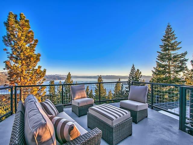 Tahoe Panorama + Complimentary Concierge Services - อินไคลน์ วิลเลจ - บ้าน