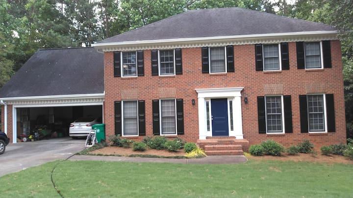 Tucker local residence
